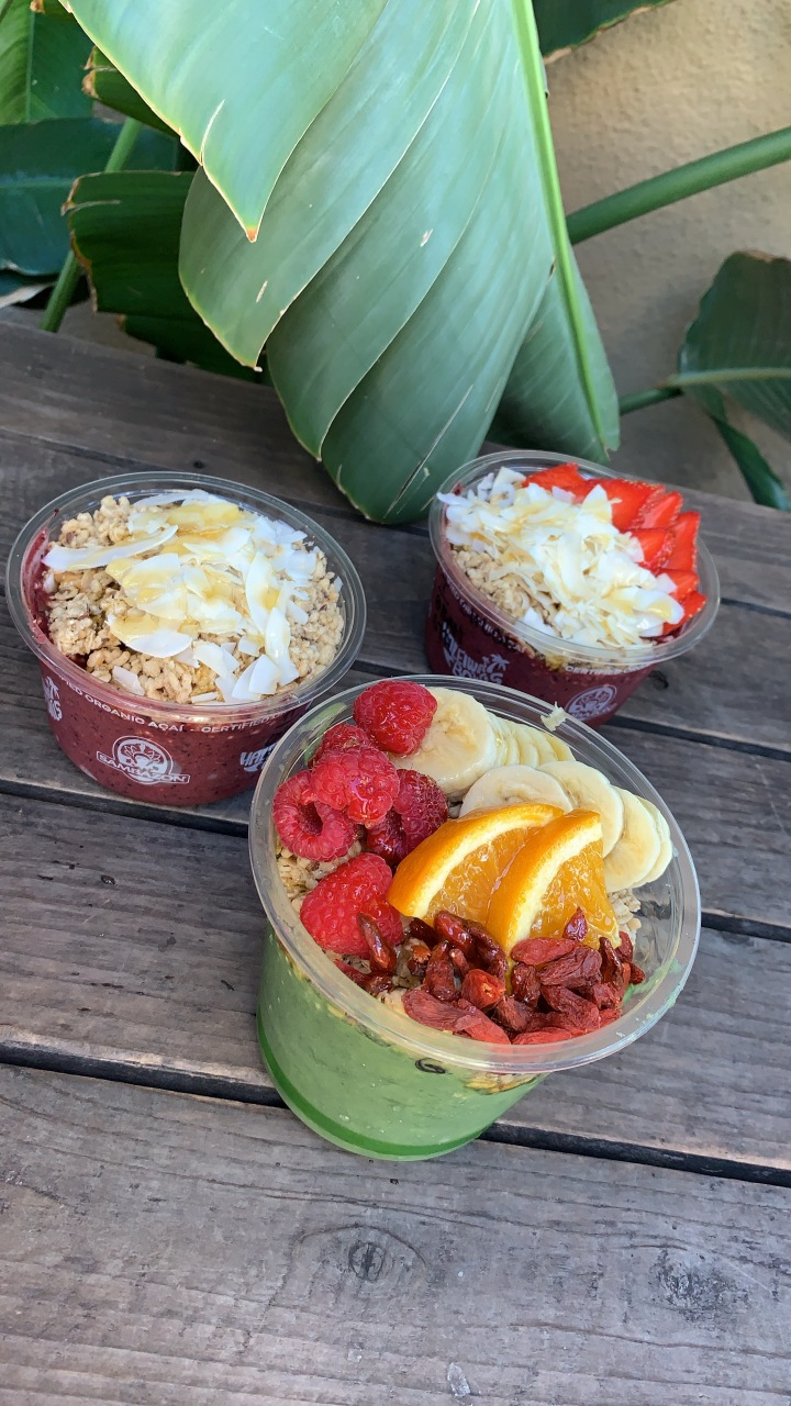 Best Acai & Smoothie Bowls in HAWAII